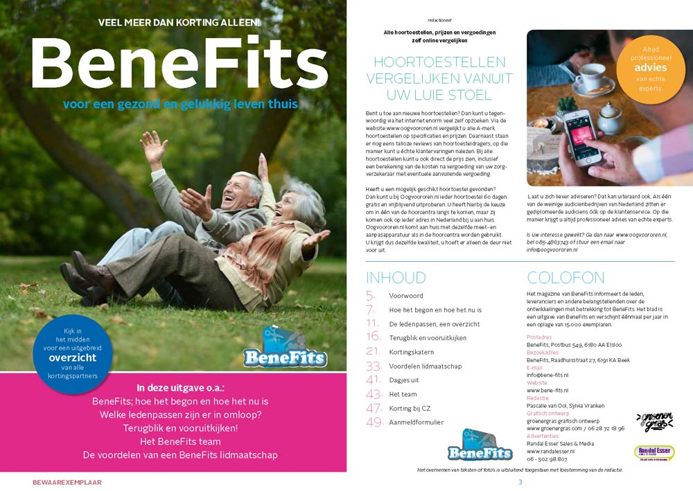 preview BenFits Magazine