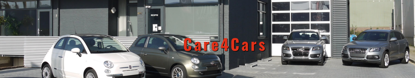 Care 4 Cars autogarage