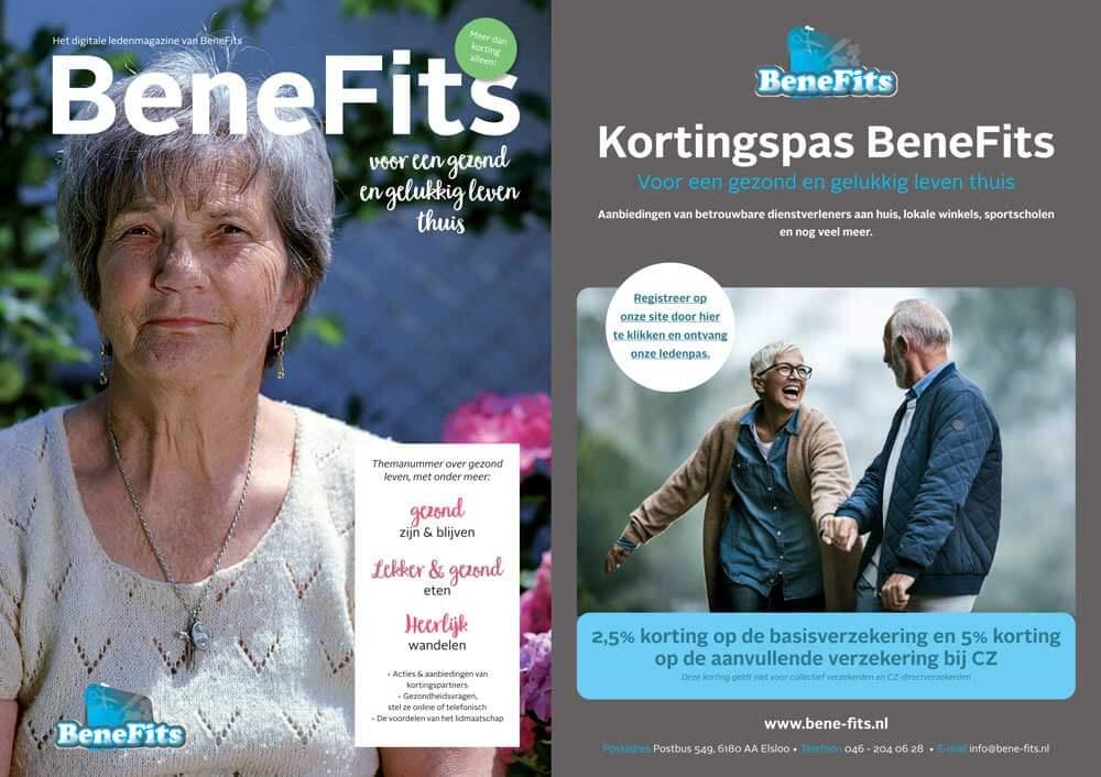 Bene-Fits Ledenmagazine 2020