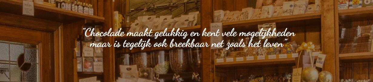 Sjakie's snoepwinkel en Chocolademuseum Middelburg